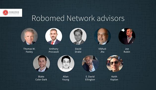 Robomed Network Advisors – The Soho Loft